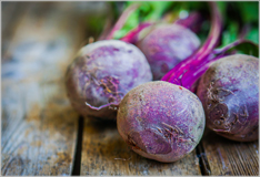 Beetroot: winter is the season for healthy root vegetables