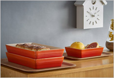 New stoneware designs from Le Creuset