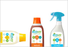Spring cleaning with Ecover