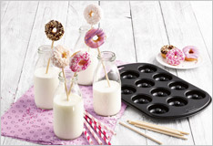 Inspiring bakeware for creative home baking