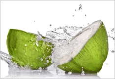 Coconut water – the tropical thirst quencher