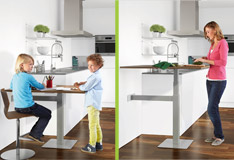 ergoAGENT – ergonomics in the kitchen