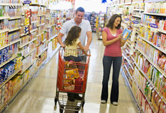 Shopping – The first step to improved housekeeping