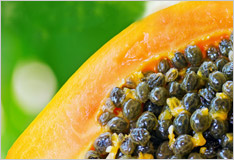 How to cook with papaya
