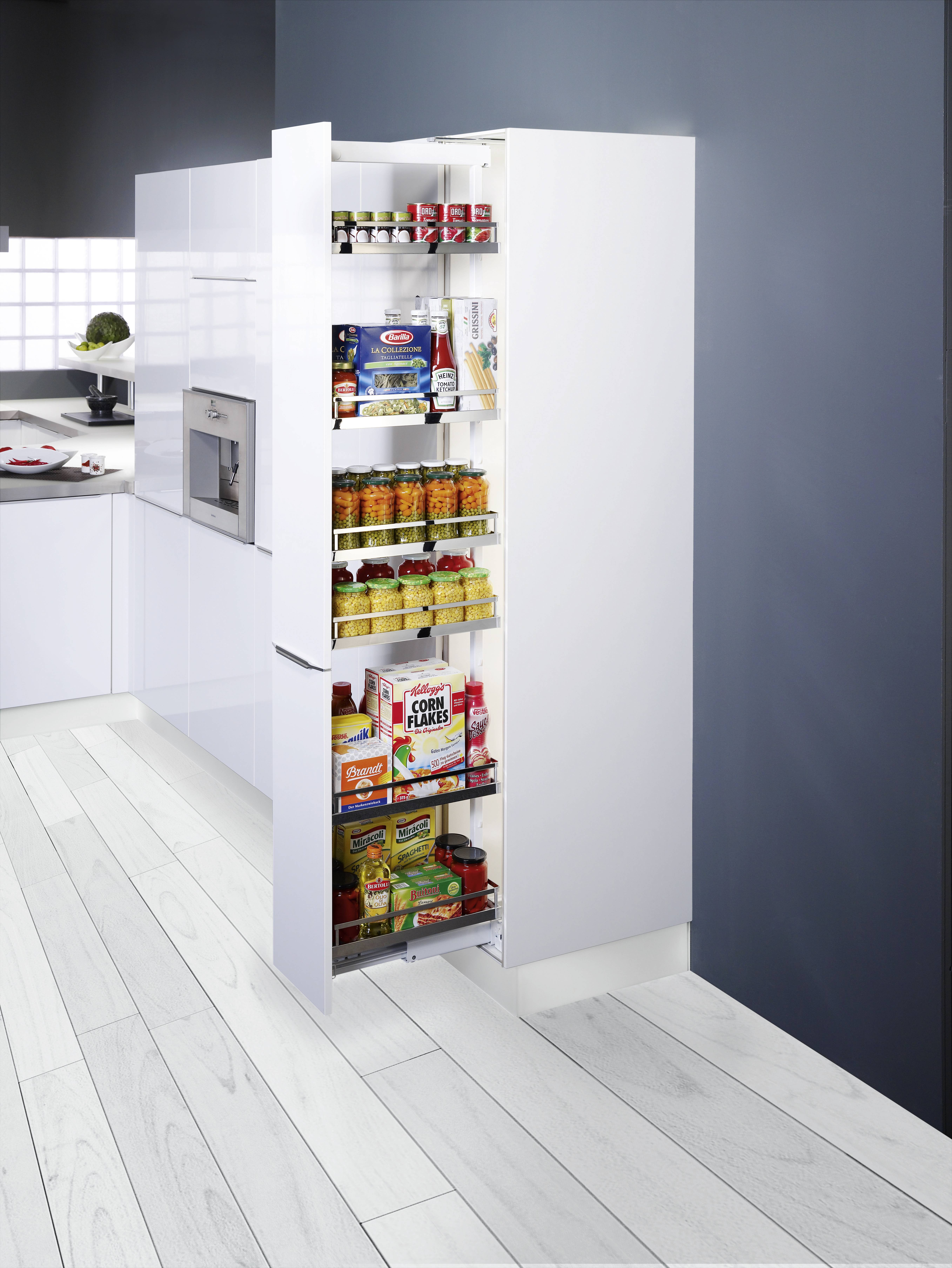 Clever Storage Clever Solutions Behind The Fronts