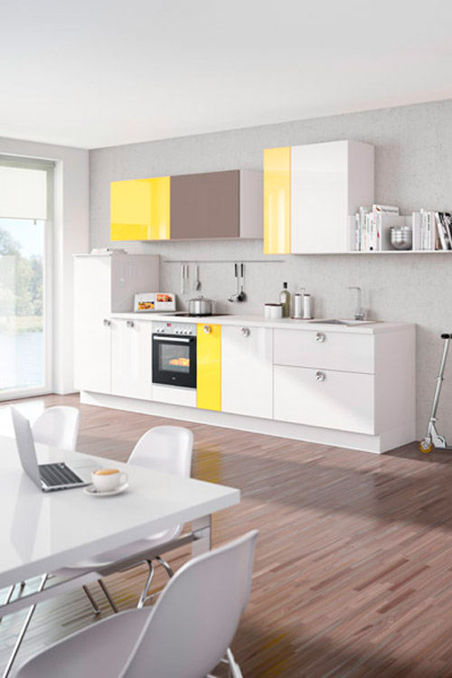 clever-storage | Nolte kitchens – fresh colours for newcomers | {Nolte küchen logo 93}