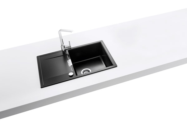 SCHOCK invented the processes used to make granite sinks and for over 30  years has been one of the leading manufacturers. Apart from the sinks it  sells ...